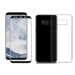 For I-Phone 5/5S/5SE Front & Back Tempered Glass Protector
