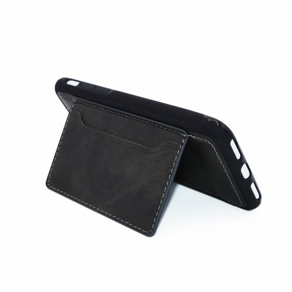 Leather Flexible Card case S7 Edge