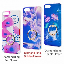 Print Diamond Ring TPU Case Galaxy J310 (2016)