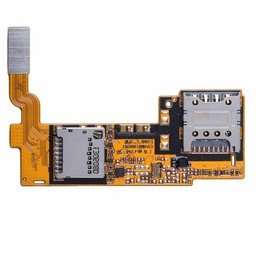 Sim Card and SD Card Reader Nexus 4 E960