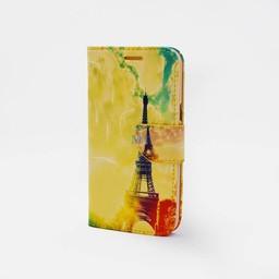 Side Eiffel Print Case Galaxy J7 2016