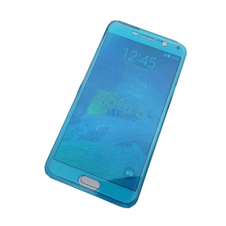 Double Sided Silicone Case Galaxy Note 8