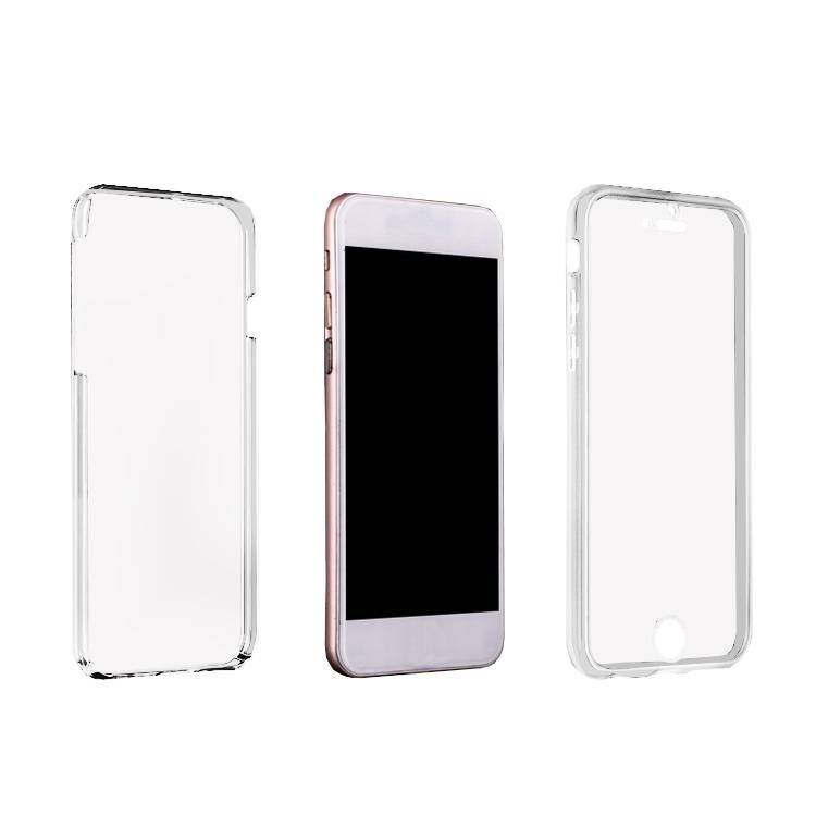 Double Sided Silicone aDouble Sided Silicone Case Galaxy A3 2017Case For I-phone 10  - Copy