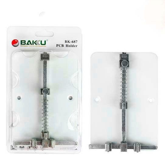 Baku Baku PCB Holder BK - 686