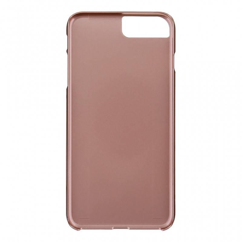 Guess Aluminium Pink Galaxy S7 Edge