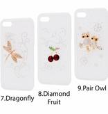 3D Diamond Silicone Galaxy J3 (2016)