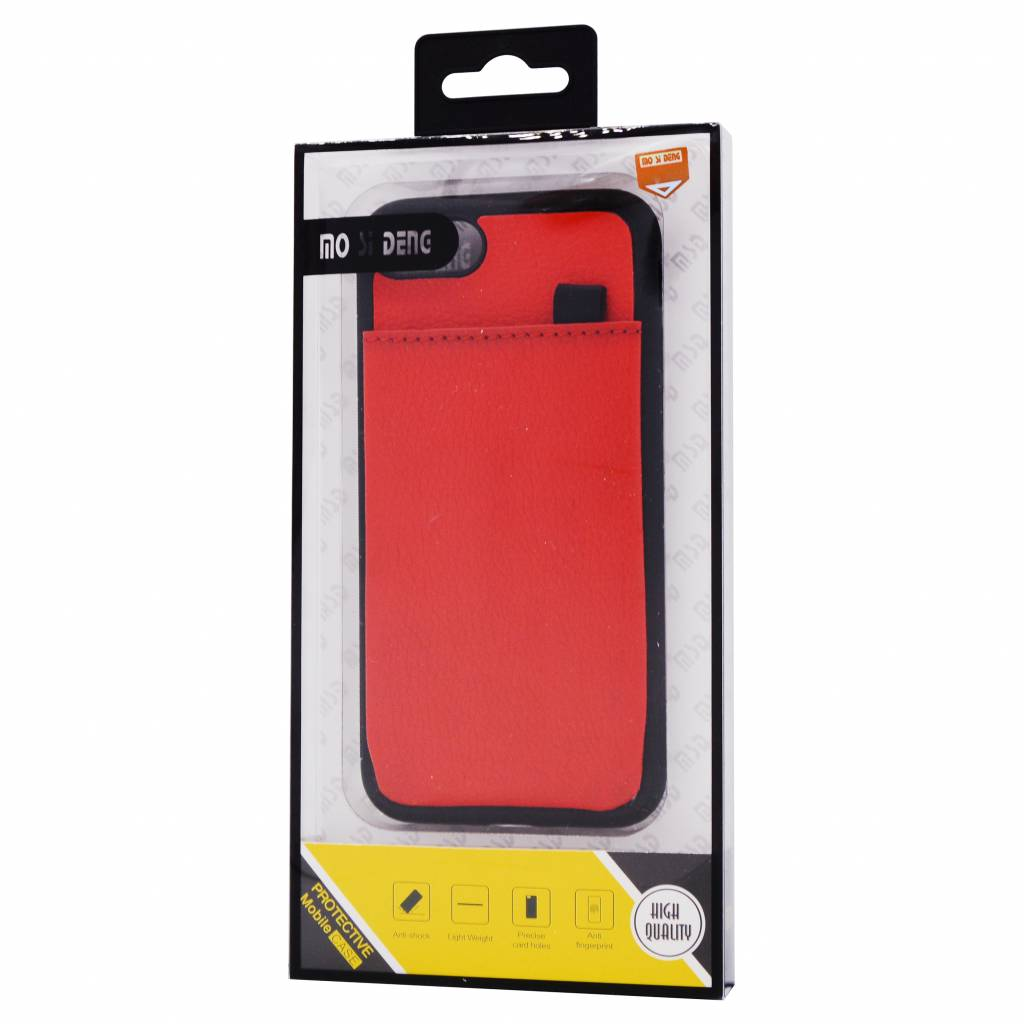Card Case Silicone Mo Si Deng Galaxy S8