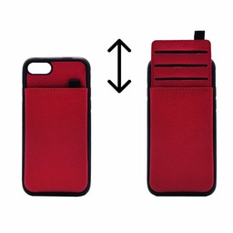 Card Case Silicone Mo Si Deng For I-Phone 6/6S