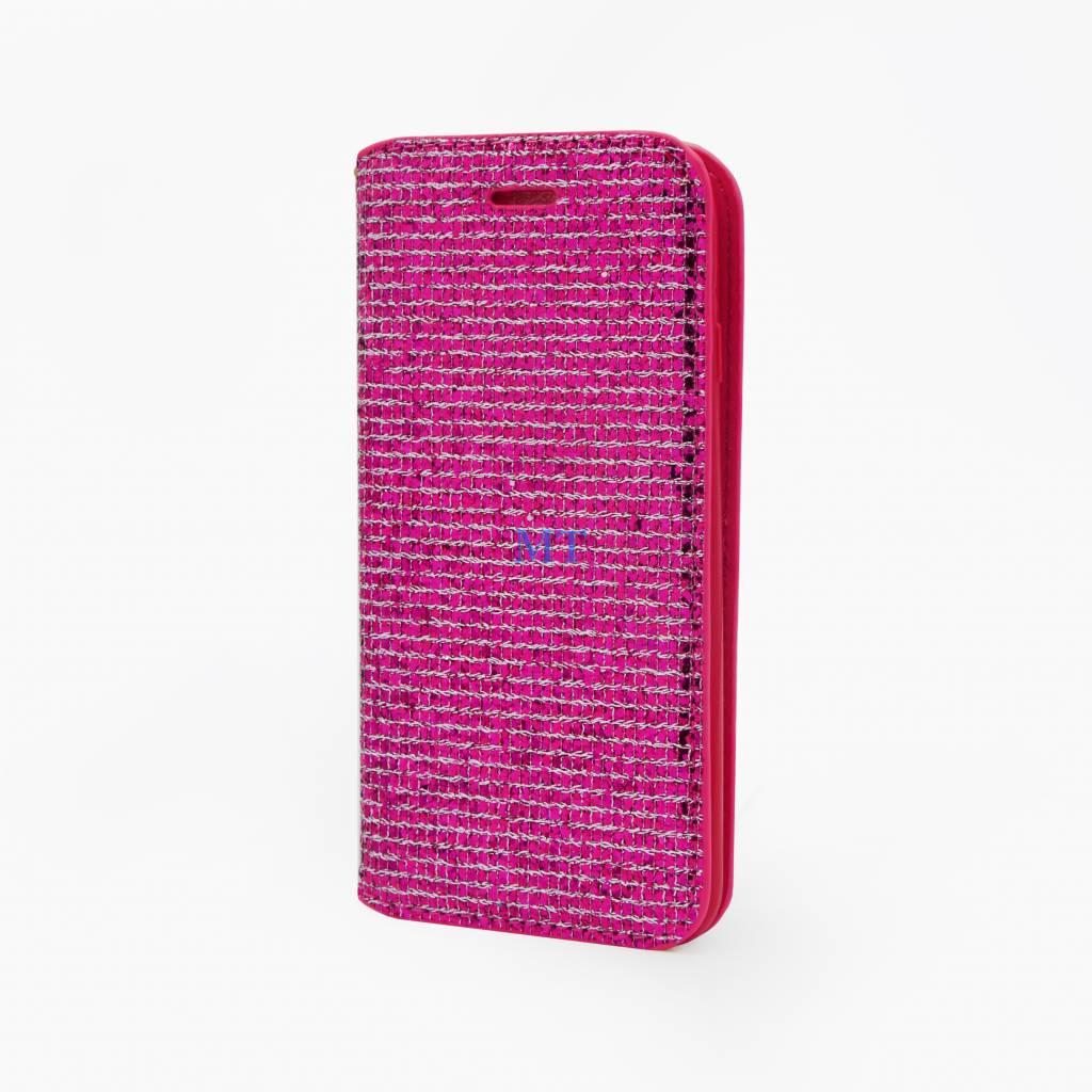 Galaxy A3 (2017) Fashion Bling Bookcase