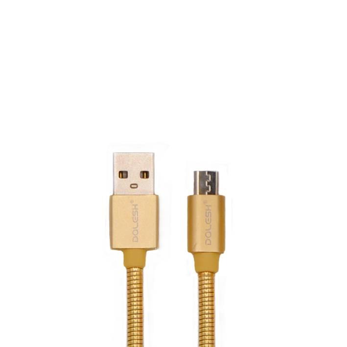 Dalesh Dalesh Micro Metal Hi-speed Data Cable 1000MM