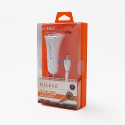 Dalesh Fast Micro USB 2.4A Car Charger