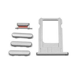 Sim Tray + Volume/Power/Mute Switch Button Keys IPhone 5 SE