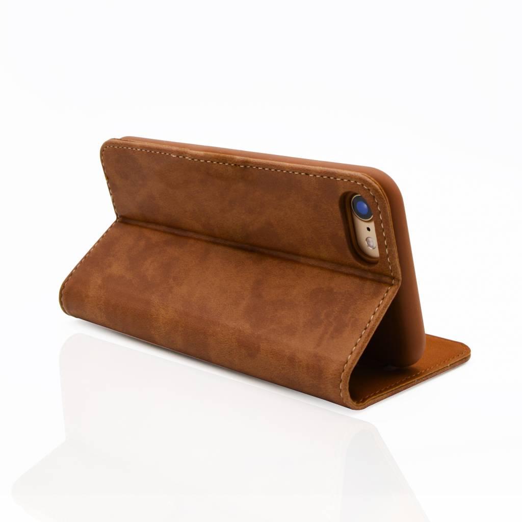 Lavann Lavann VIP Leather Bookcase Galaxy S8 Plus