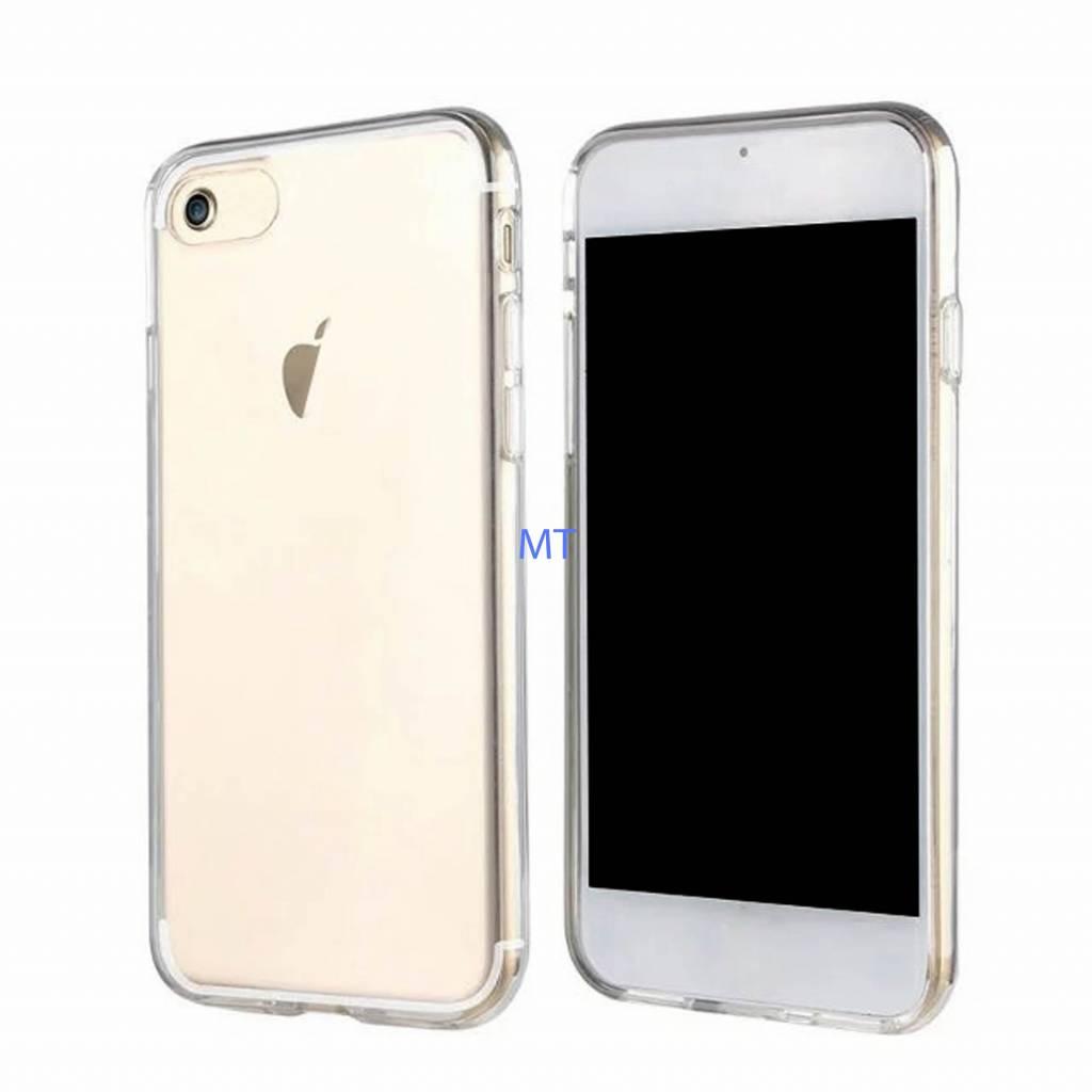 Clear Silicone case Galaxy A5 2018