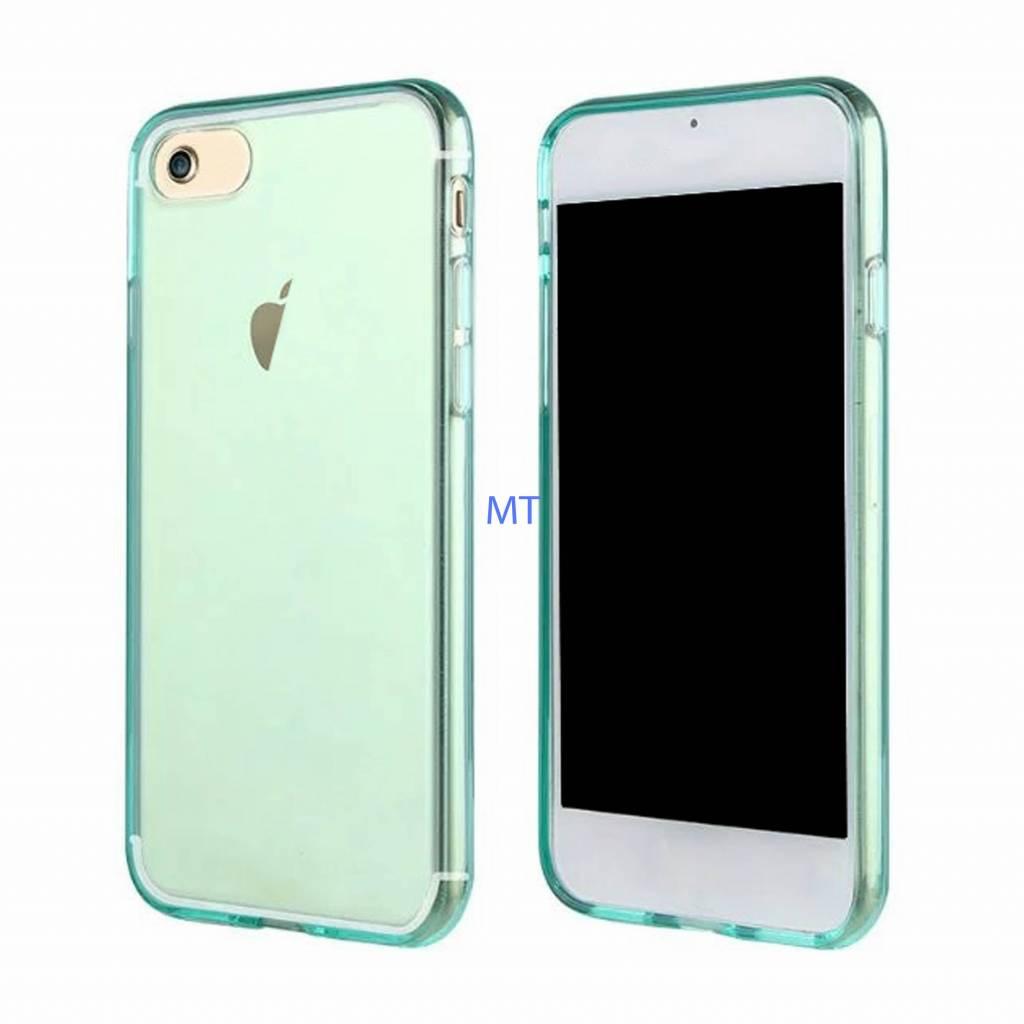 Clear Silicone case Galaxy A8 2018