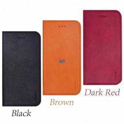 i-Smile Leather Bookcase For I-Phone 7/8 Plus