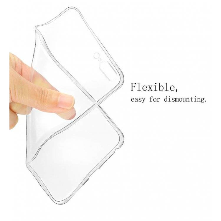 50X Clear Silicone Case A310 (2016)