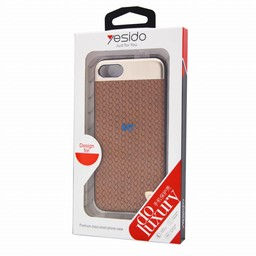 Yesido Do Luxury Magnet Silicone Holder Case For I-Phone 7G
