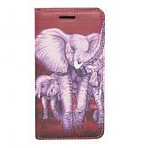 Elephant Book Case IPhone 6G
