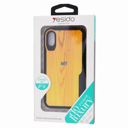 Yesido Wood look Anti Shock Case Galaxy S8