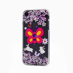 3D Butterfly Silicone Case Galaxy A5 (2017)