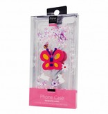 3D Butterfly Silicone Case Galaxy S8 Plus