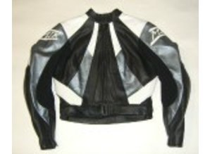 MJK Leathers Estoril Leren Dames Combi Jack