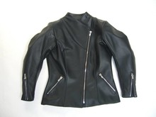 MJK Leathers Virginia Dames Motorjack