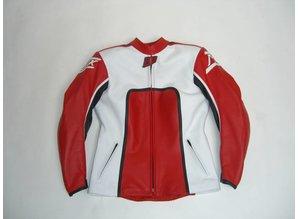 MJK Leathers Bol D'Or Leren Motorjack voor dames