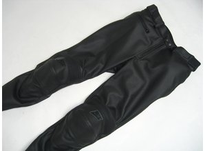 MJK Leathers Basic New Leren Motorbroek Heren