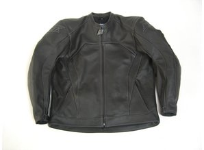MJK Leathers Black Legend Leren Motorjack