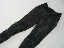 MJK Leathers Basic Dames Motorbroek