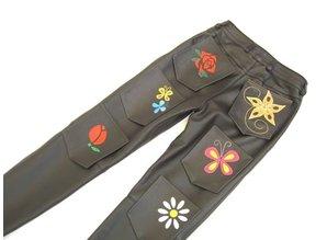 MJK Leathers Design achterzakken voor jeans