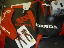MJK Leathers Voorbeelden Combipak-Motorpak-Raceoverall
