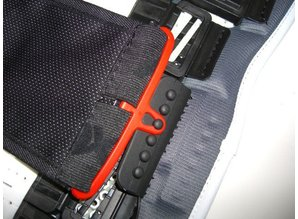 Knox Aegis V14 rugbeschermer Back Protector