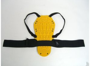 Spidi Back Warrior Rugbeschermer
