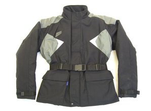 MJK Leathers Zembla All Weather Motorjack Textiel Heren