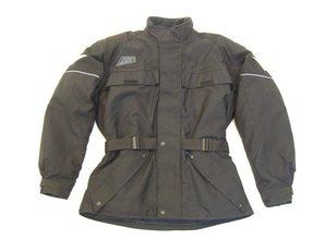 MJK Leathers Reflex Waterdicht Textiel Motorjack Heren
