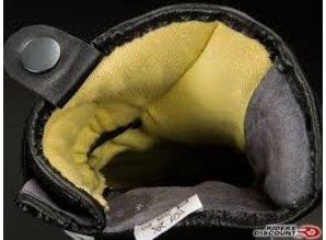 Held Phantom II Leren Racehandschoenen, normaal, lange en korte vingers