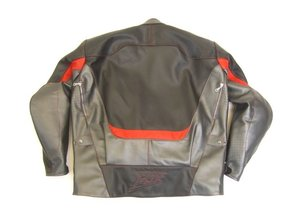 MJK Leathers Adventure Leren Tourcombinatie