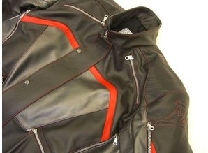 MJK Leathers Adventure Lederen Motor Tourjack