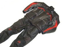 MJK Leathers Adventure Tourcombinatie van Leer