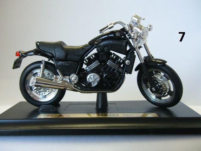 Maisto Honda en Yamaha Model Motoren Schaal 1:18 - MJK ...