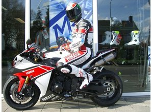 MJK Leathers Ascari Motorraceoverall Heren