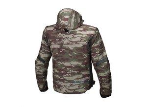 Macna Redox Textiel Motorjas Camouflage voor Heren