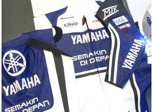 MJK Leathers Yamaha-Lorenzo Dames Replica Raceoverall