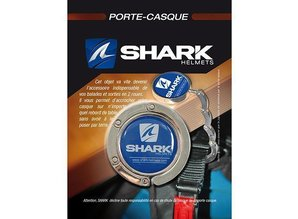 Shark Helmet Holder Tafelhaak voor Motorhelm