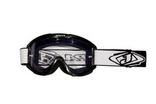 Jopa Venom Black MX Goggles Motorcrossbril