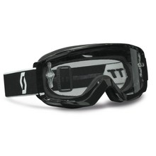 Scott MX MX Split OTG Goggles Black Motorcrossbril