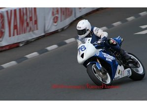 MJK Leathers Classic Raceoverall